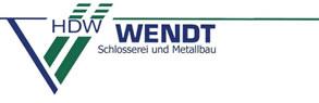 WENDT  Schlosserei + Metallbau